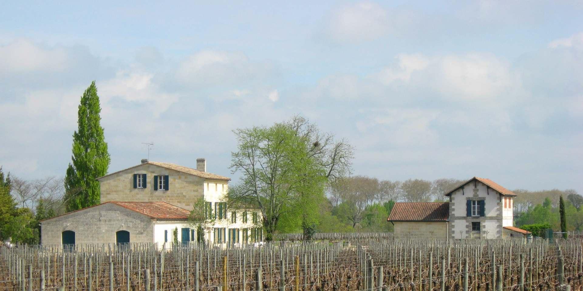 Château La Grave à Pomerol