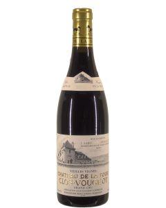 Clos de Vougeot Grand Cru Vieilles Vignes Chateau de la Tour 2014