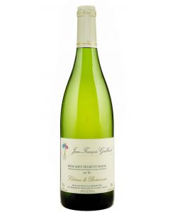 Muscadet sur lie Jean François de Grand Mouton JF Guilbaud 2018
