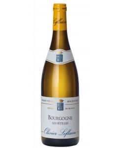 Bourgogne Blanc Les Setilles Olivier Leflaive 2017 Magnum