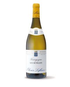 Bourgogne Blanc Les Setilles Olivier Leflaive 2018