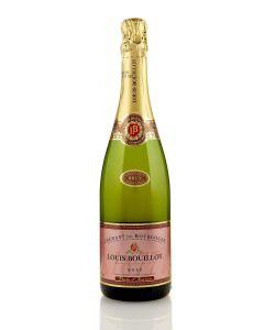 Perle d'Aurore Cremant de Bourgogne Brut Rose Louis Bouillot NV