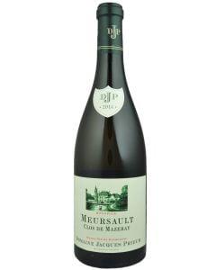 Meursault Rouge Clos de Mazeray Monopole Domaine Jacques Prieur 2014