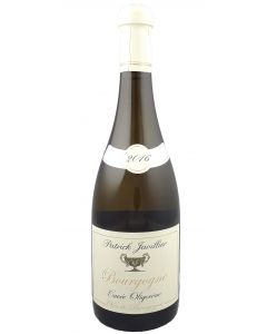 Bourgogne Blanc Cuvee Oligocene Domaine Patrick Javillier 2016