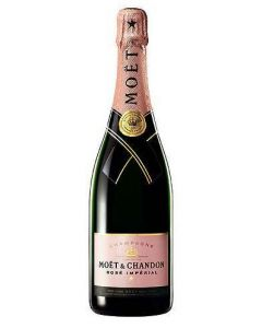 Moet & Chandon Brut Imperial Rose NV Quarter