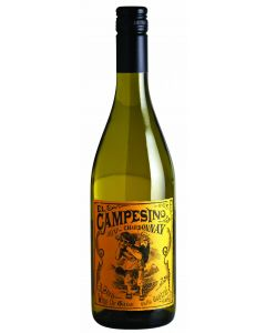 El Campesino Unoaked Chardonnay Vinedos Marchigue 2018