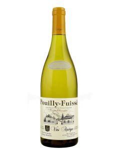 Pouilly-Fuisse Vieilles Vignes Maison Auvigue 2017