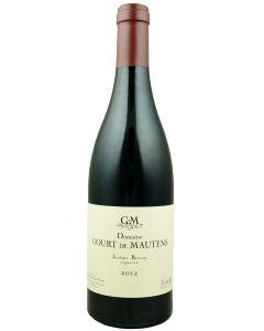 Domaine Gourt de Mautens Rouge IGP Vaucluse 2012