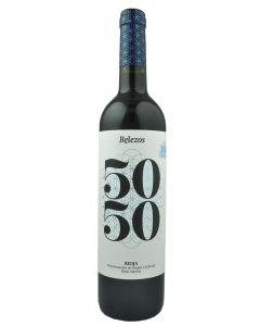 50/50 Rioja Joven Bodegas Zugober 2019