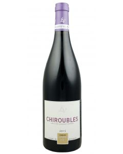 Chiroubles Domaine Lafarge Vial 2015