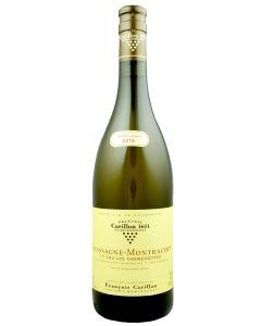 Chassagne-Montrachet Les Chenevottes 1er Cru Domaine Francois Carillon 2015