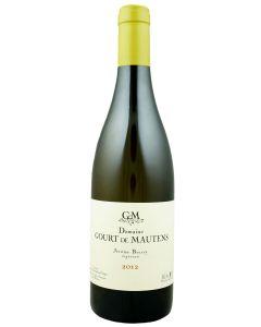 Domaine Gourt de Mautens Blanc IGP Vaucluse 2012