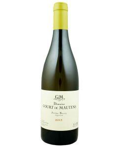 Domaine Gourt de Mautens Blanc IGP Vaucluse 2015 Magnum