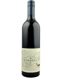 Double Trouble Shiraz Cabernet Barossa Boy 2016