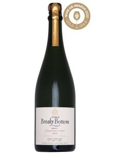 Breaky Bottom Cuvee Reynolds Stone Brut Traditional Method 2010