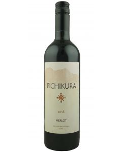 Pichikura Merlot Vinedos Marchigue 2018