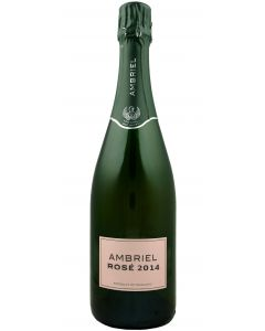 Ambriel Rose Brut Traditional Method 2014