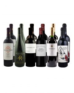 Malbec & Richer Reds Mixed Case