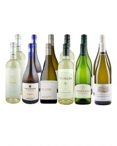 Sauvignon & Refreshing Whites Mixed Case