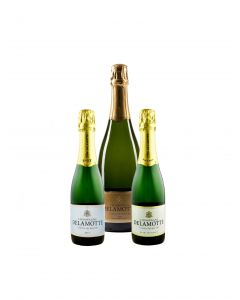 Champagne Delamotte Mixed Case