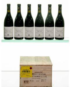 Chateauneuf-du-Pape Vieilles Vignes Domaine Grand Veneur Alain Jaume & Fils 2012