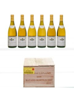 Batard-Montrachet Grand Cru Domaine Leflaive 2008