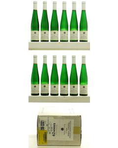 Zeltinger Schlossberg Beerenauslese Selbach-Oster 2005 Halves