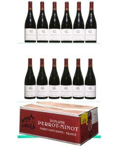 Chambertin Grand Cru Vieilles Vignes Domaine Perrot-Minot 2011