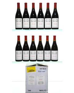 Durell Vineyard Pinot Noir Lutum 2013
