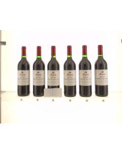 Penfolds Bin 407 Cabernet Sauvignon 1998