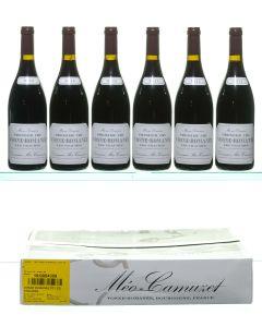 Vosne-Romanee Les Chaumes 1er Cru Domaine Meo-Camuzet 2015