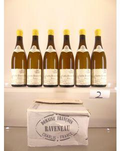 Chablis Butteaux 1er Cru Domaine Francois Raveneau 2009