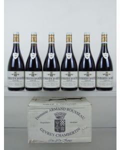 Chambertin Clos de Beze Grand Cru Domaine Armand Rousseau 2001