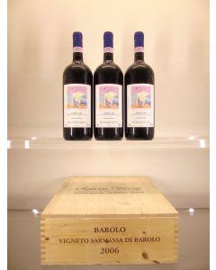 Barolo Sarmassa di Barolo Roberto Voerzio 2006 Magnum