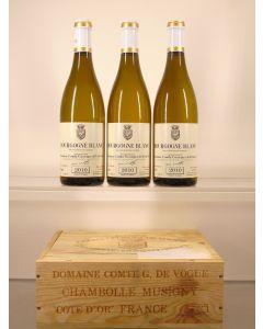 Bourgogne Blanc Domaine Comte Georges de Vogue 2010