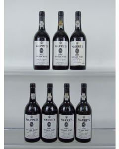 Warre Vintage Port Bottled for Berry Bros & Rudd 1985