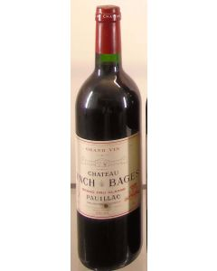 Chateau Lynch-Bages 1995