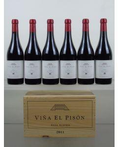 Vina El Pison Artadi 2011