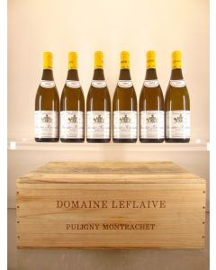 Chevalier-Montrachet Grand Cru Domaine Leflaive 2002