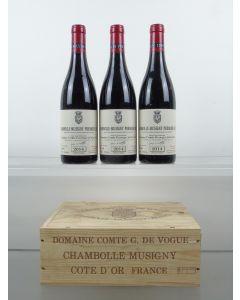Chambolle-Musigny 1er Cru Domaine Comte Georges de Vogue 2014