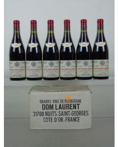 Nuits-Saint-Georges Les Bousselots 1er Cru Domaine Laurent 2000
