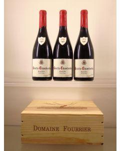 Griotte-Chambertin Grand Cru Vieilles Vignes Domaine Fourrier 2016