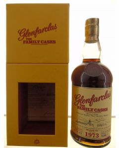 Glenfarclas The Family Casks #2598 Malt Whisky 1973