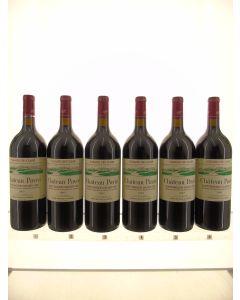 Chateau Pavie 1er Grand Cru Classe St-Emilion 2003 Magnum