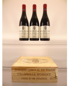 Chambolle-Musigny Domaine Comte Georges de Vogue 2013