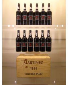 Martinez Vintage Port 1994