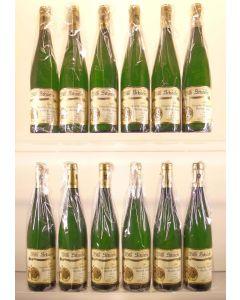 Graacher Domprobst Riesling Auslese #15 Weingut Willi Schaefer 2009