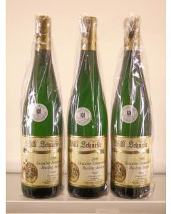 Graacher Domprobst Riesling Auslese Auktion Weingut Willi Schaefer 2009