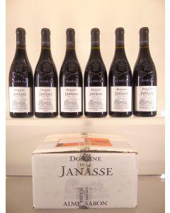 Chateauneuf-du-Pape Vieilles Vignes Domaine de la Janasse 2010