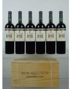 Concha Y Toro Don Melchor Cabernet Sauvignon 1995